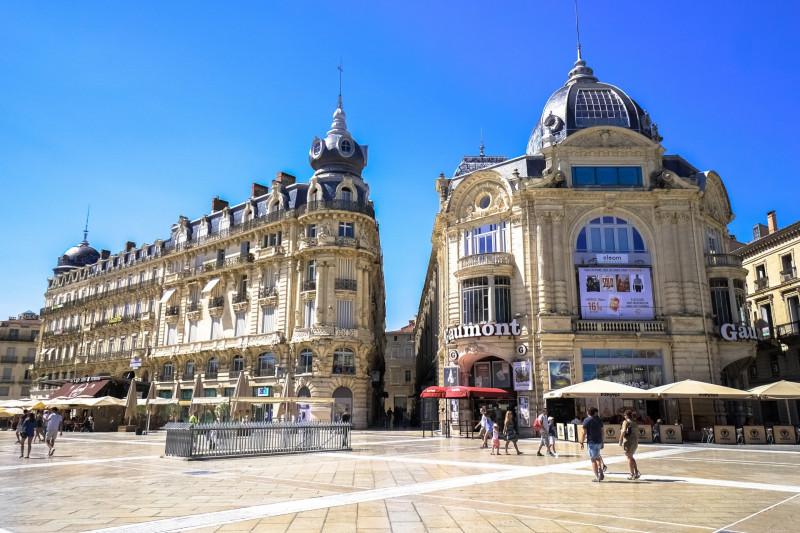 Explore Montpellier