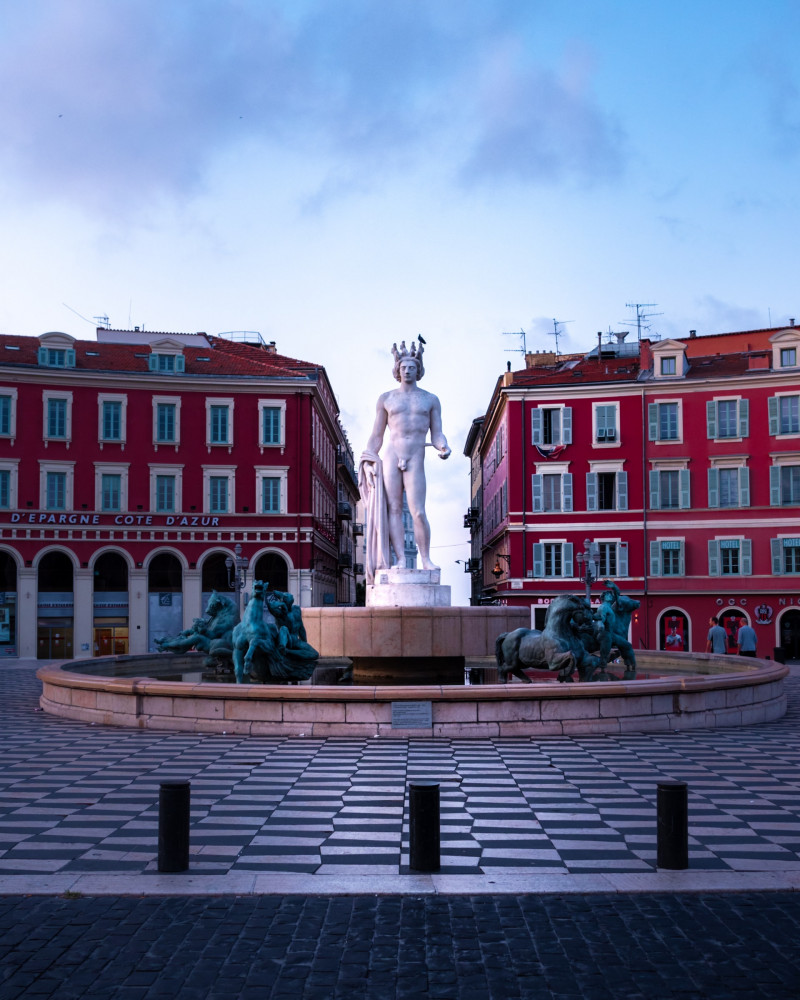 Explore Nice, France