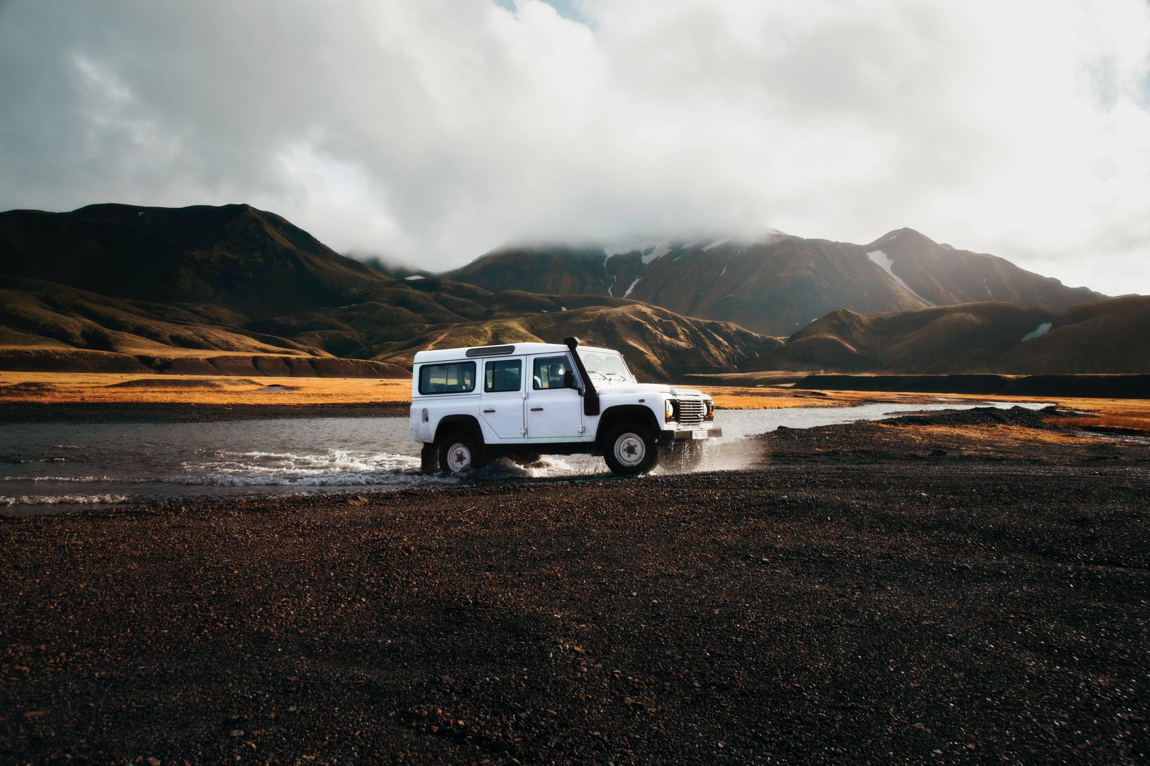 4x4 Car Rental in Iceland
