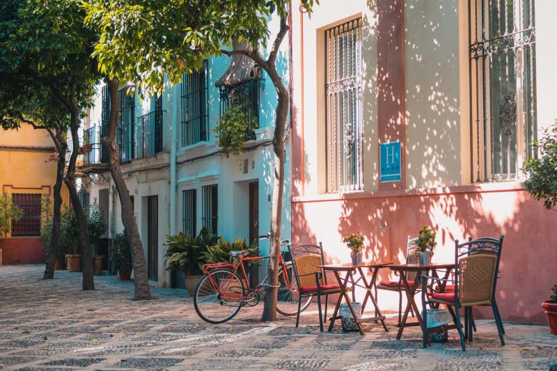 Explore Seville