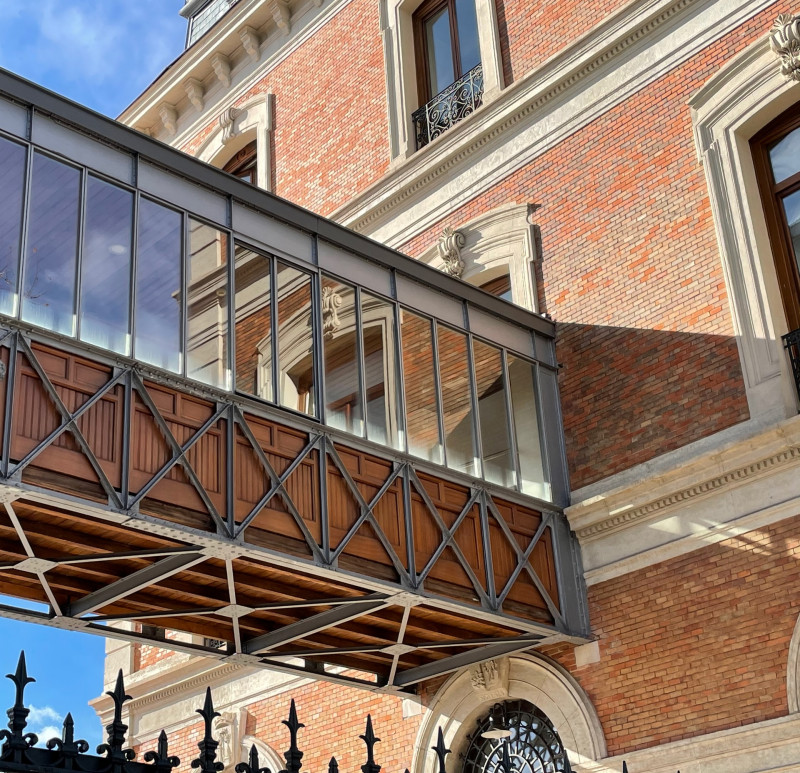 Visit Madrid Atocha railway station