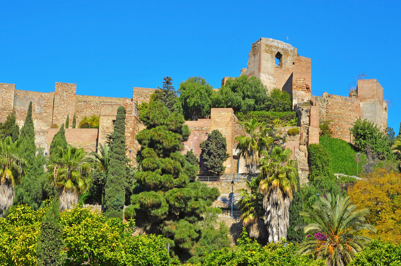 Explore Malaga railway