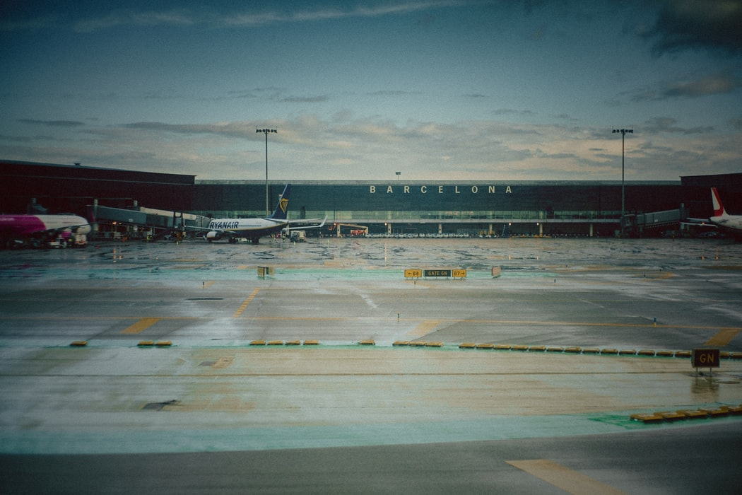 Travel to Barcelona Airport