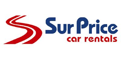 SurPrice car rentals in Spain