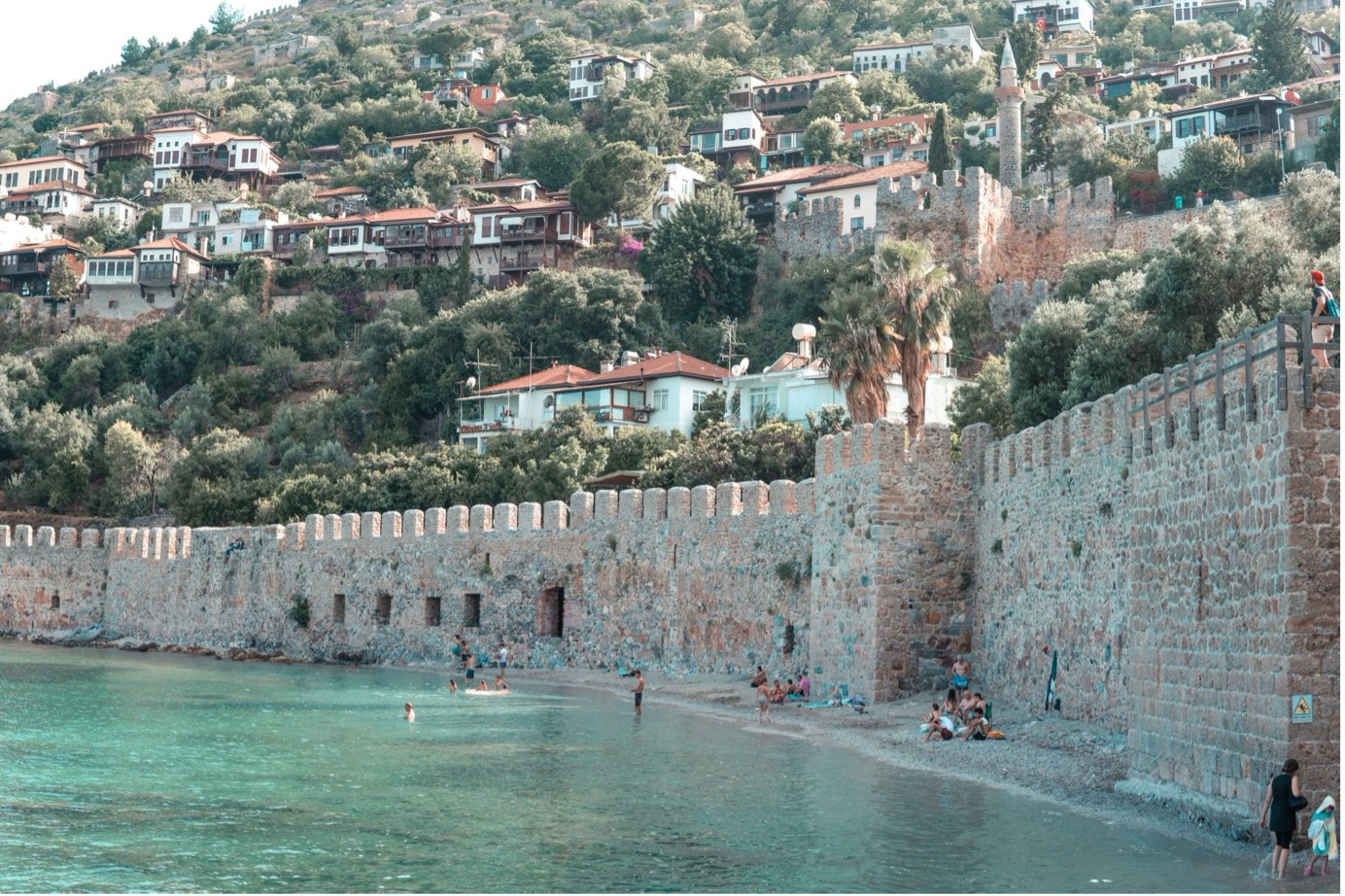 Family holidays in Antalya