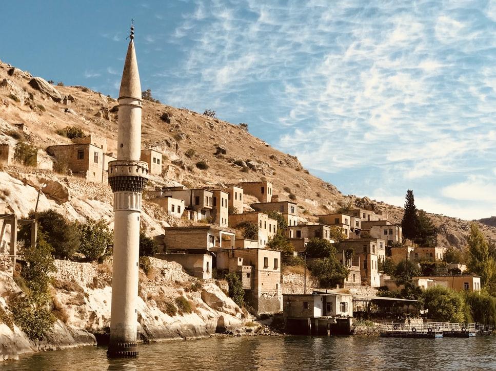 Halfeti, Turkey